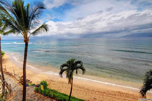3445 Lower Honoapiilani Rd #361, Lahaina, HI 96761 (MLS #385222) :: Maui Estates Group