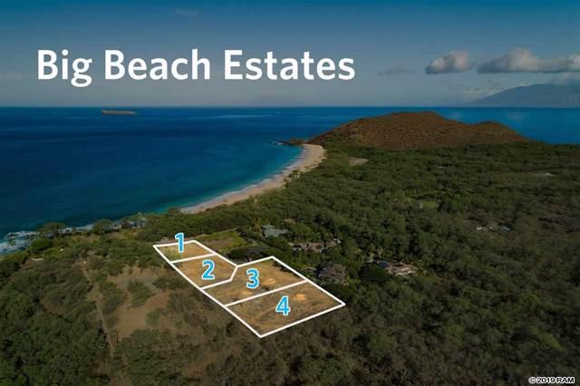 0 Makena Rd Lot 3, Kihei, HI 96753 (MLS #385237) :: Elite Pacific Properties LLC
