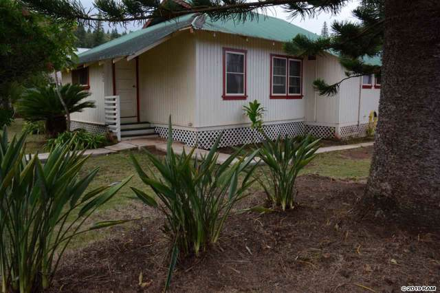 428 Fifth St, Lanai City, HI 96763 (MLS #385242) :: Maui Estates Group