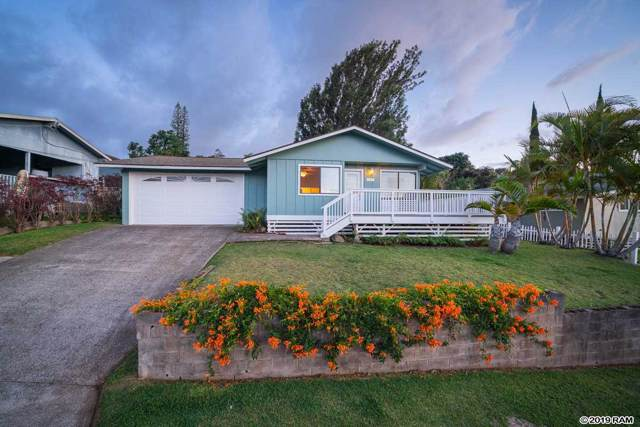 742 Kekona Pl, Makawao, HI 96768 (MLS #385248) :: Elite Pacific Properties LLC