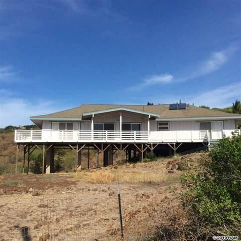 167 Makanui Rd, Kaunakakai, HI 96748 (MLS #385251) :: Elite Pacific Properties LLC