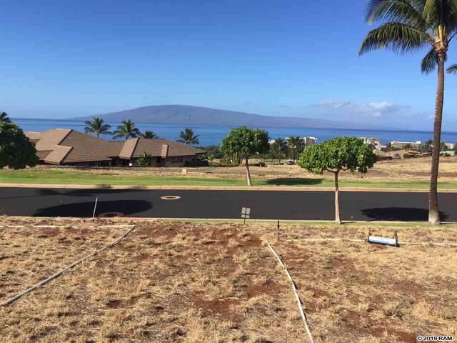 70 Lewa Lani Pl Lanikeha Lot 14, Lahaina, HI 96761 (MLS #385262) :: Maui Estates Group