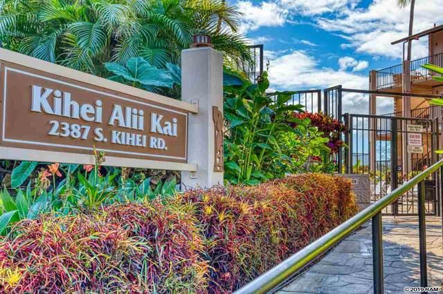 2387 S Kihei Rd A107, Kihei, HI 96753 (MLS #385263) :: Elite Pacific Properties LLC