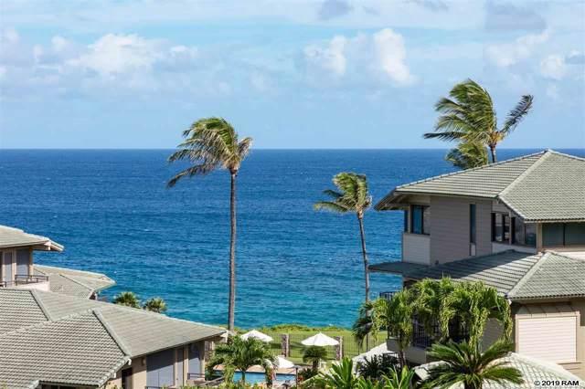 500 Bay Dr 12-G4, Lahaina, HI 96761 (MLS #385264) :: Maui Estates Group