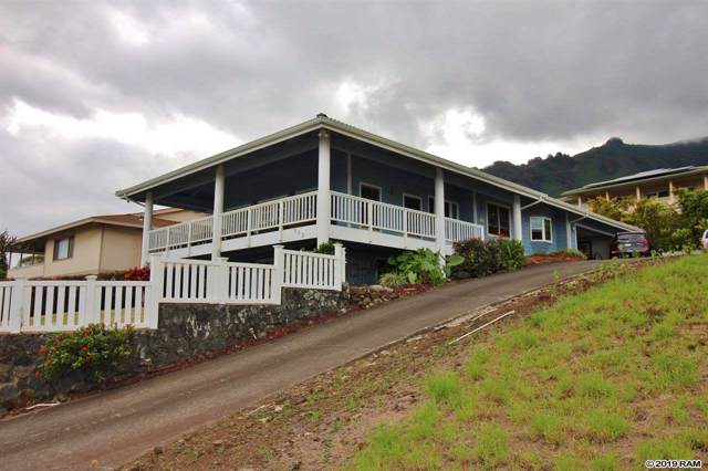 552 Kualau St, Wailuku, HI 96793 (MLS #385272) :: Maui Estates Group