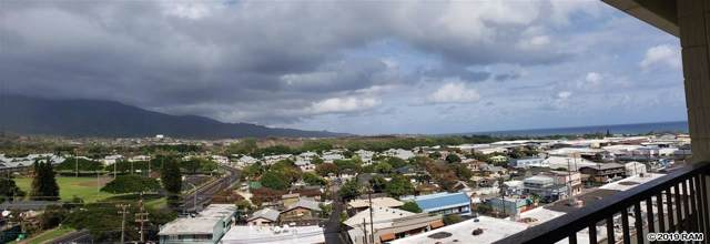 1063 Lower Main St #605, Wailuku, HI 96793 (MLS #385274) :: Coldwell Banker Island Properties