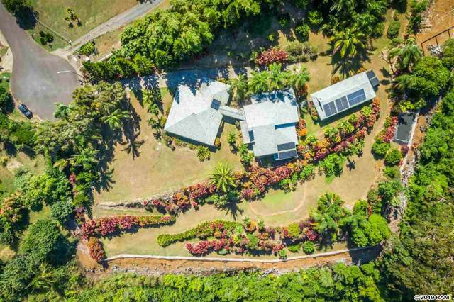 207 Uakoko Pl, Haiku, HI 96708 (MLS #385281) :: Coldwell Banker Island Properties