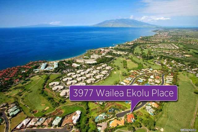 3977 Wailea Ekolu Pl, Kihei, HI 96753 (MLS #385295) :: Elite Pacific Properties LLC