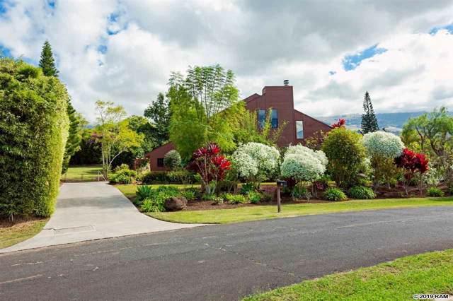15 Lanipaa Way, Kula, HI 96790 (MLS #385332) :: Maui Lifestyle Real Estate