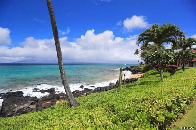 3959 Lower Honoapiilani Rd #203, Lahaina, HI 96761 (MLS #385360) :: Maui Estates Group
