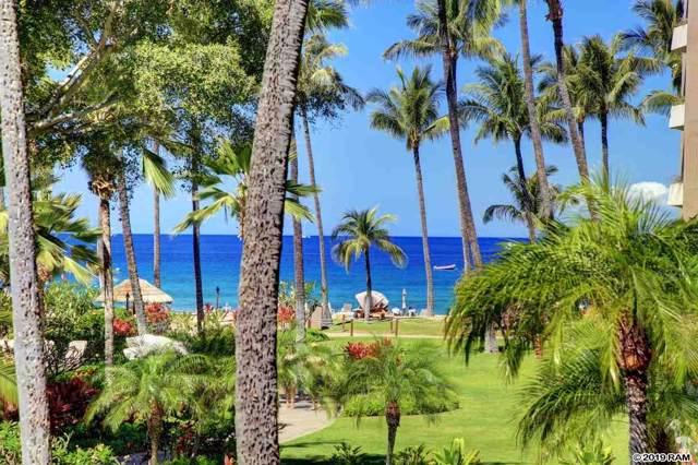 50 Nohea Kai Dr Ii-205, Lahaina, HI 96761 (MLS #385433) :: Coldwell Banker Island Properties