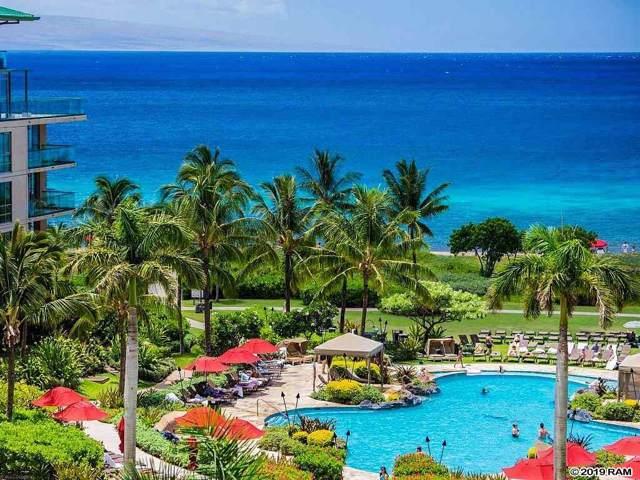 130 Kai Malina Pkwy Sr637, Lahaina, HI 96761 (MLS #385436) :: Maui Estates Group
