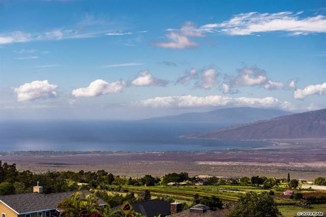 10 Kaalele Pl, Kula, HI 96790 (MLS #385438) :: Maui Estates Group