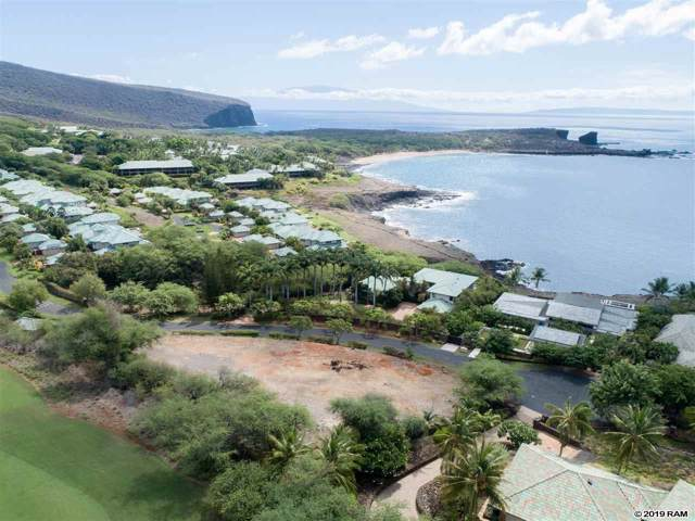 110 Kapihaa Pl Lot 61, Lanai City, HI 96763 (MLS #385475) :: Steven Moody