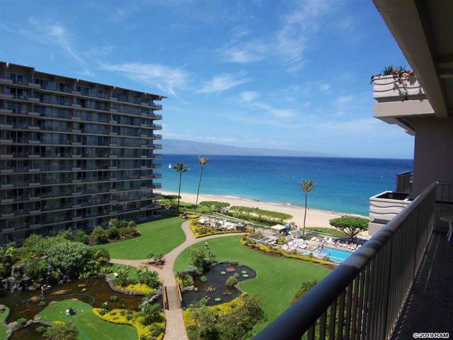 2481 Kaanapali Pkwy 719L, Lahaina, HI 96761 (MLS #385492) :: Maui Estates Group
