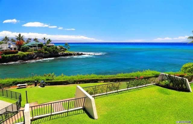 5295 Lower Honoapiilani Rd C33 (C5), Lahaina, HI 96761 (MLS #385525) :: Maui Estates Group