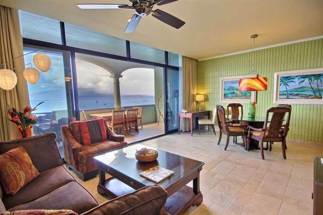 475 Front St Ph5, Lahaina, HI 96761 (MLS #385546) :: Maui Estates Group