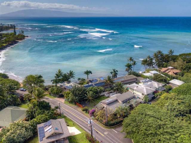 7 Hui E Rd, Lahaina, HI 96761 (MLS #385562) :: Elite Pacific Properties LLC