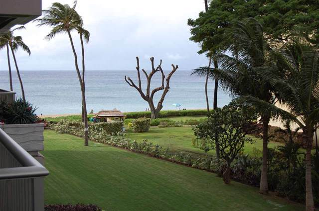 2481 Kaanapali Pkwy 324 Q, Lahaina, HI 96761 (MLS #385608) :: Maui Estates Group
