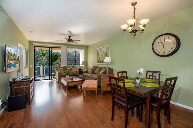 155 Wailea Ike Pl #129, Kihei, HI 96753 (MLS #385611) :: Team Lally