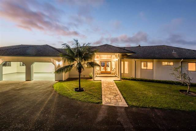4390 Une Pl, Haiku, HI 96708 (MLS #385612) :: Maui Estates Group