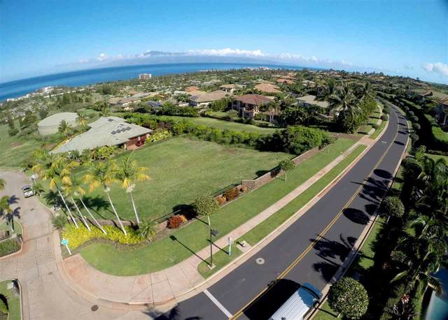 10 W Mahi Pua Pl Pinnacle Lot #3, Lahaina, HI 96761 (MLS #385623) :: Maui Lifestyle Real Estate