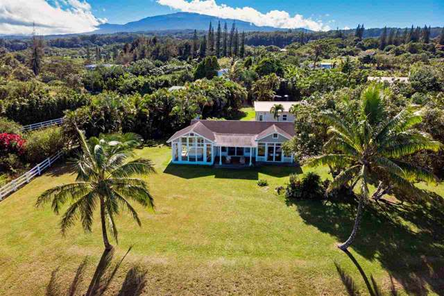 480 Ulalena Loop, Haiku, HI 96708 (MLS #385641) :: Maui Estates Group