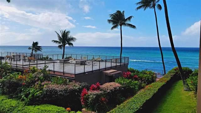 3823 Lower Honoapiilani Rd #205, Lahaina, HI 96761 (MLS #385655) :: Elite Pacific Properties LLC