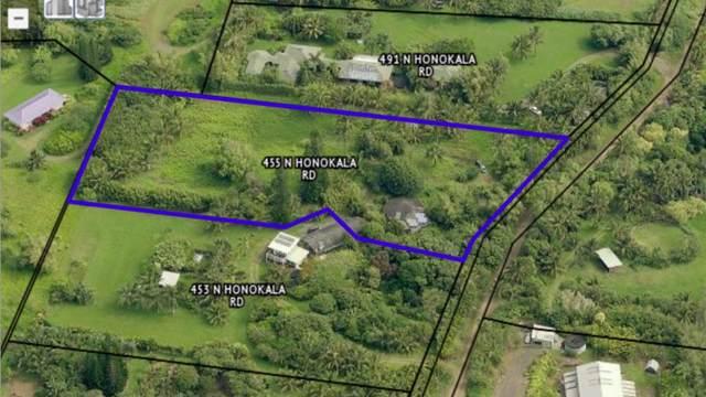 455 N Honokala Rd, Haiku, HI 96708 (MLS #385660) :: Coldwell Banker Island Properties