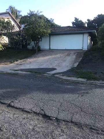 2797 Panepoo St, Kihei, HI 96753 (MLS #385684) :: Coldwell Banker Island Properties