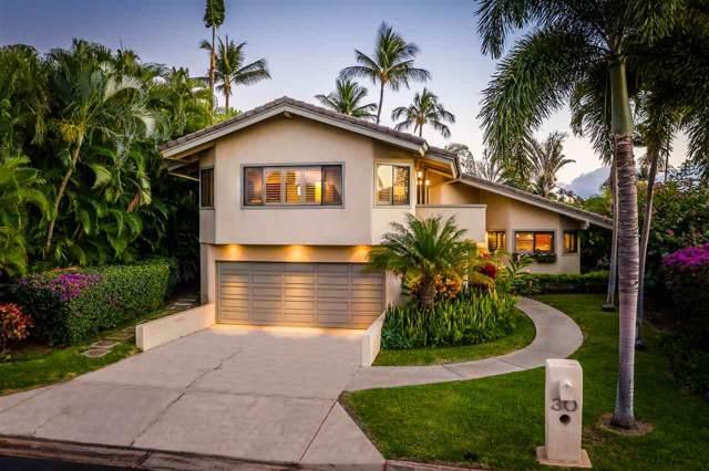 30 Waikai St, Kihei, HI 96753 (MLS #385686) :: Elite Pacific Properties LLC