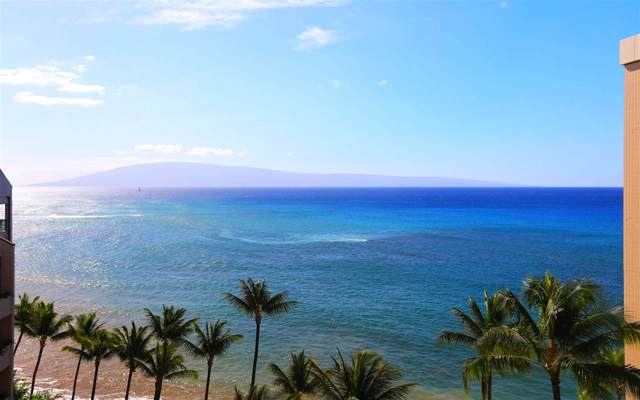 4327 Lower Honoapiilani Rd #1001, Lahaina, HI 96761 (MLS #385691) :: Maui Lifestyle Real Estate