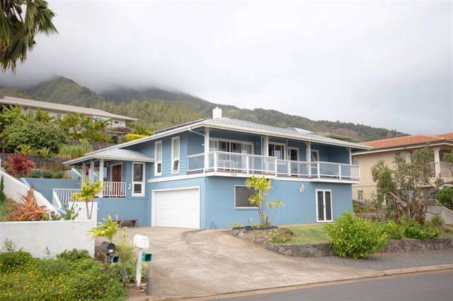 736 S Alu Rd, Wailuku, HI 96793 (MLS #385696) :: Maui Estates Group