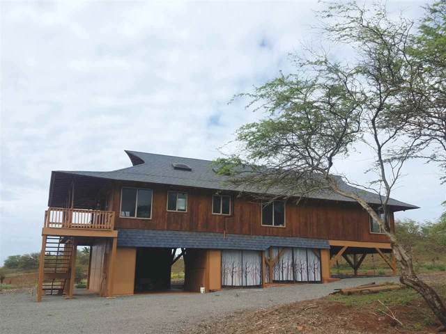 66 Noho Lio Rd, Maunaloa, HI 96770 (MLS #385698) :: Maui Estates Group