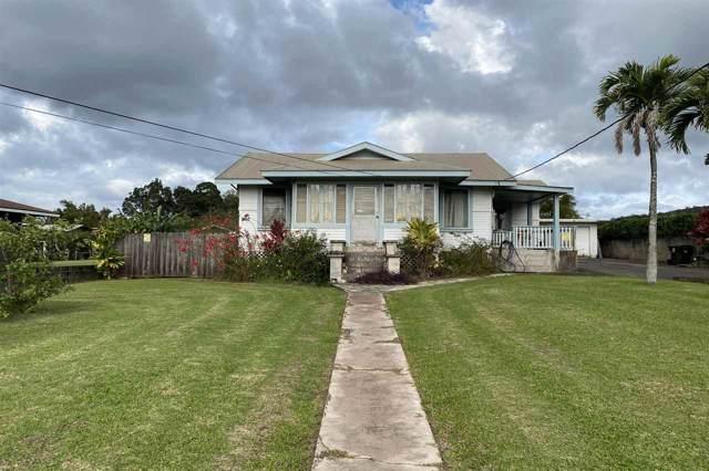 2823 Kokomo Rd, Haiku, HI 96708 (MLS #385716) :: Coldwell Banker Island Properties