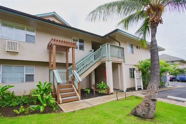 55 Halili Ln 11C, Kihei, HI 96753 (MLS #385719) :: Coldwell Banker Island Properties