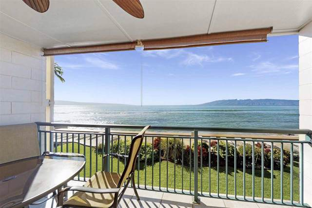 3765 Honoapiilani Rd #205, Lahaina, HI 96761 (MLS #385745) :: LUVA Real Estate