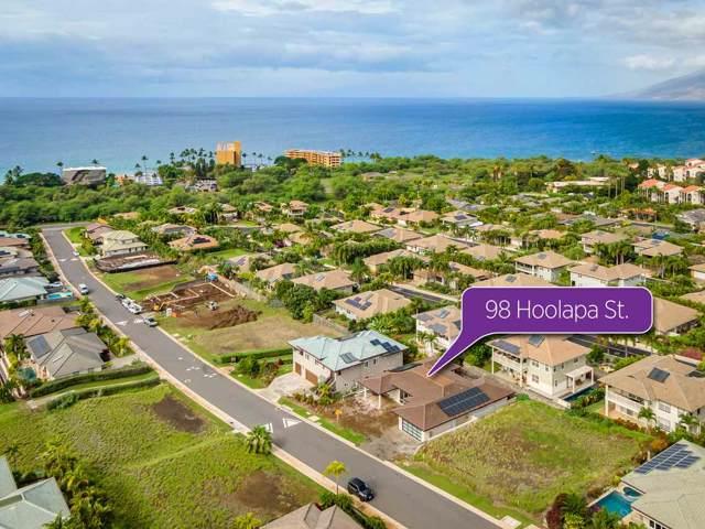 98 Hoolapa St #22, Kihei, HI 96753 (MLS #385752) :: Maui Estates Group