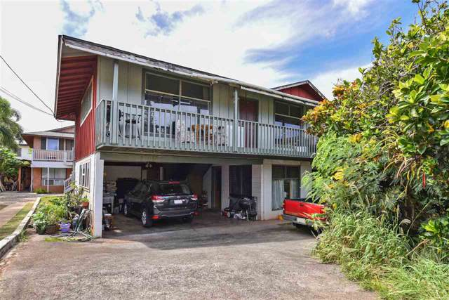 30 Malialani St, Lahaina, HI 96761 (MLS #385758) :: Maui Estates Group