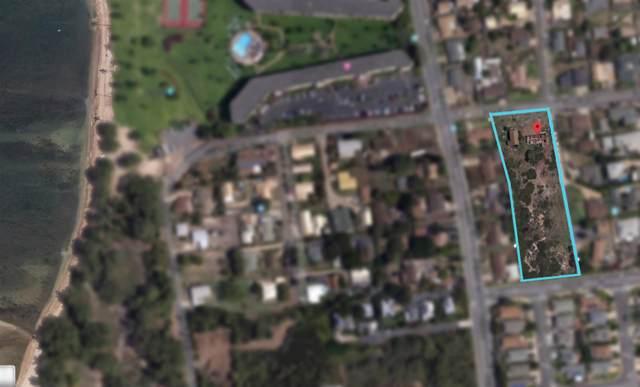 16 E Waipuilani Rd, Kihei, HI 96753 (MLS #385763) :: Steven Moody