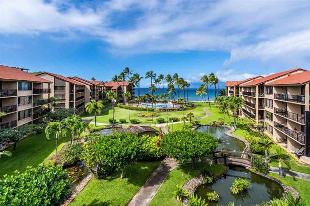 3543 Lower Honoapiilani Rd H 404, Lahaina, HI 96761 (MLS #385781) :: Maui Estates Group