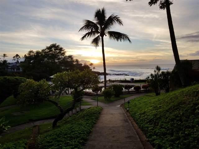 5295 Lower Honoapiilani Rd A-24, Lahaina, HI 96761 (MLS #385794) :: Keller Williams Realty Maui
