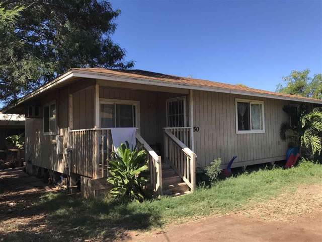 50 Ing Pl, Kaunakakai, HI 96748 (MLS #385805) :: Maui Estates Group