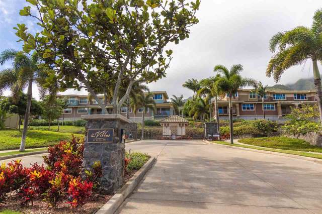 29 Laukona St #2002, Wailuku, HI 96793 (MLS #385811) :: Elite Pacific Properties LLC