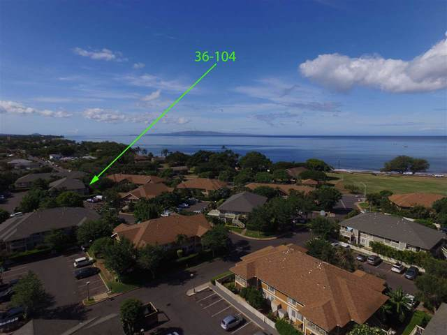 140 Uwapo Rd 36-104, Kihei, HI 96753 (MLS #385818) :: Elite Pacific Properties LLC