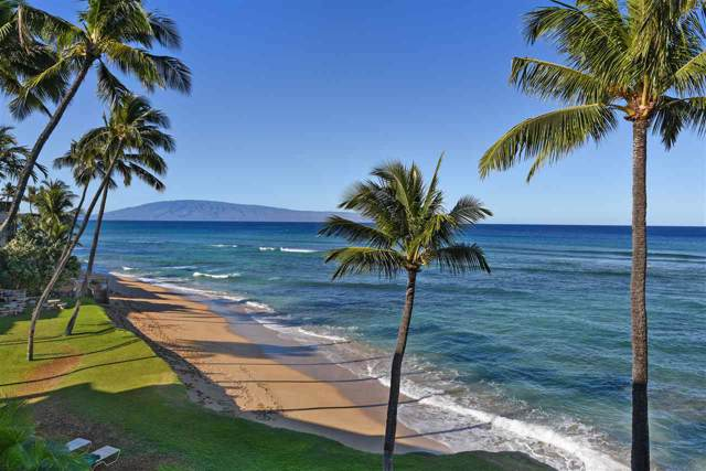 3875 Lower Honoapiilani Rd A-301, Lahaina, HI 96761 (MLS #385872) :: Keller Williams Realty Maui