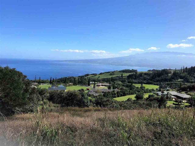 71 Lahaole Pl 20-0002, Wailuku, HI 96793 (MLS #385876) :: Keller Williams Realty Maui
