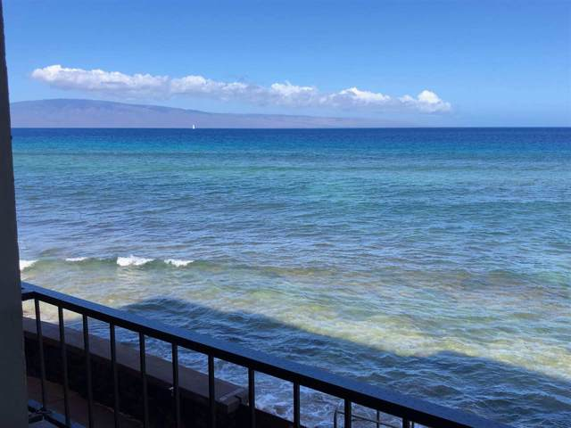 106 Kaanapali Shores Pl #203, Lahaina, HI 96761 (MLS #385884) :: Maui Estates Group