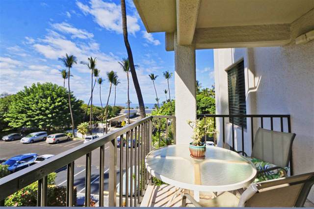 2531 S Kihei Rd C302, Kihei, HI 96753 (MLS #385897) :: Team Lally