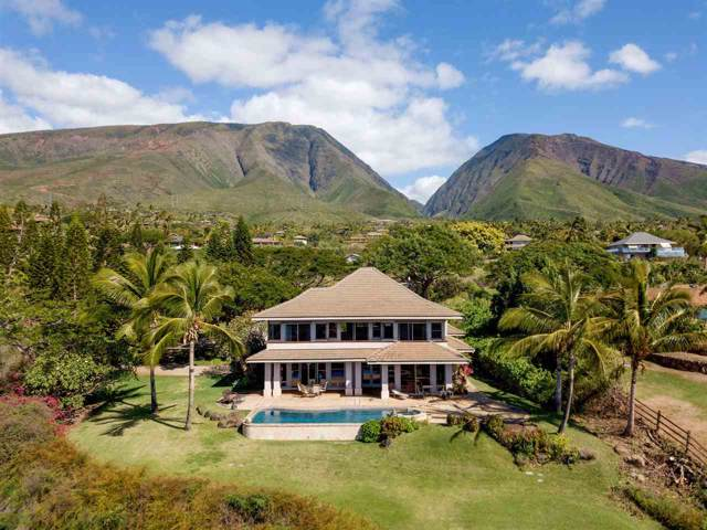 220 Paia Pohaku Pl, Lahaina, HI 96761 (MLS #385899) :: Coldwell Banker Island Properties